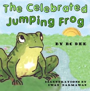 the celebrated jumping frog bc dee