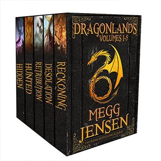 dragonlands megg jensen