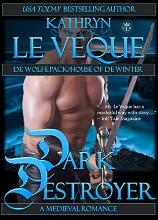 Dark Destroyer kathryn le veque