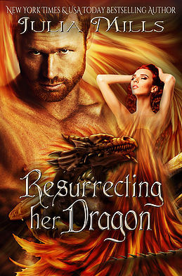 resurrecting her dragon julia mills