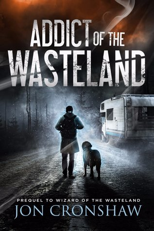 addict of the wasteland jon cronshaw