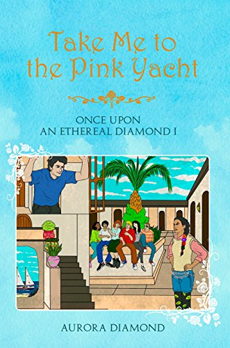 take me to the pink yacht etheral diamond aurora diamond