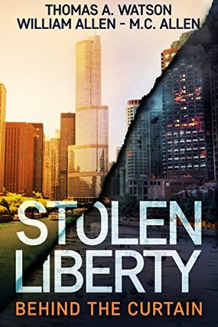 Stolen Liberty Thomas Watson MC Will Allen