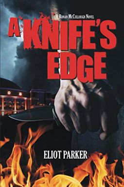 A knife's edge eliot parker